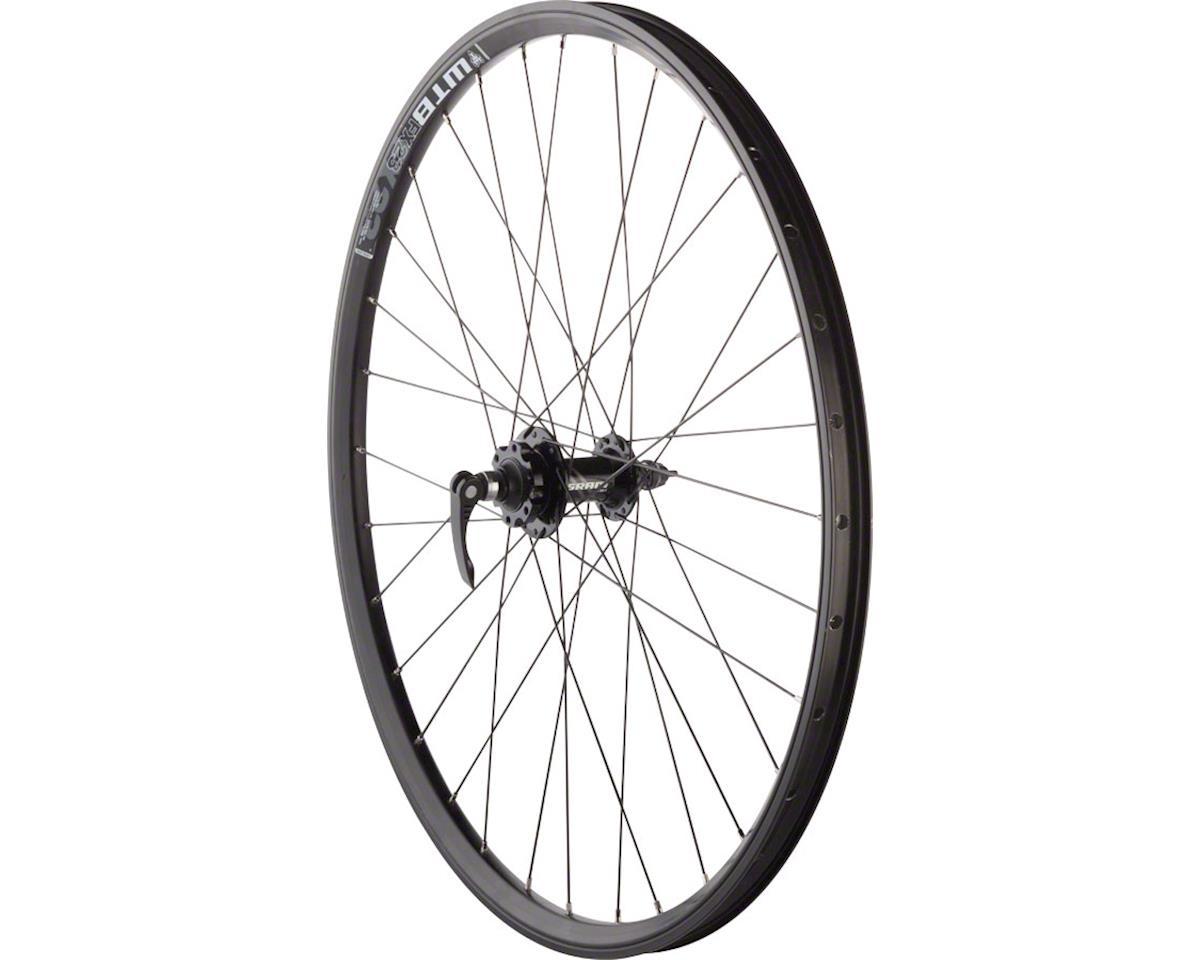 """Mountain Disc Front Wheel 26"""" 100mm QR SRAM 406 6-bolt / WTB FX23"""
