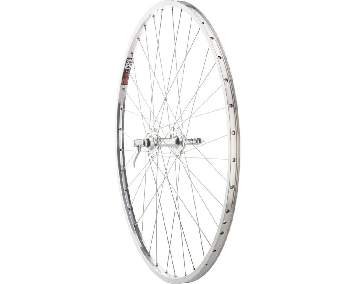 "Quality Wheels Road Rear Wheel Nice 27"" Velo Orange Grand Cru High Flange / Sun"