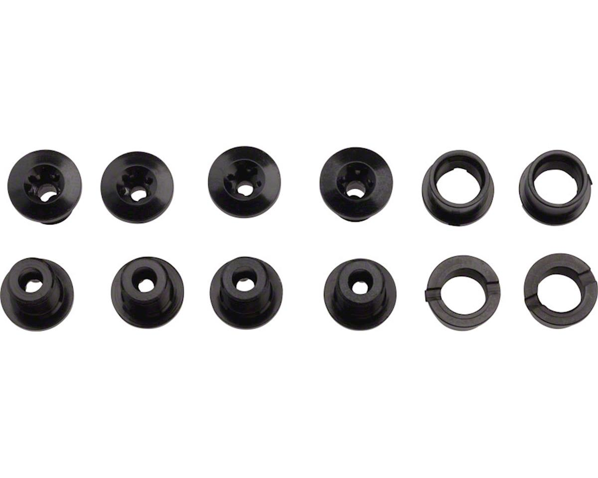 RaceFace Chainring Bolt//Nut Pack 8x8.5mm 4-Pack