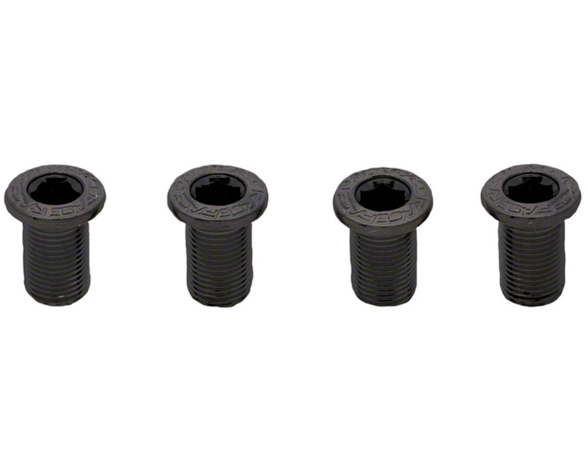 Race Face Chainring Bolt Pack Set of 4 12.5mm Bolts (Black)