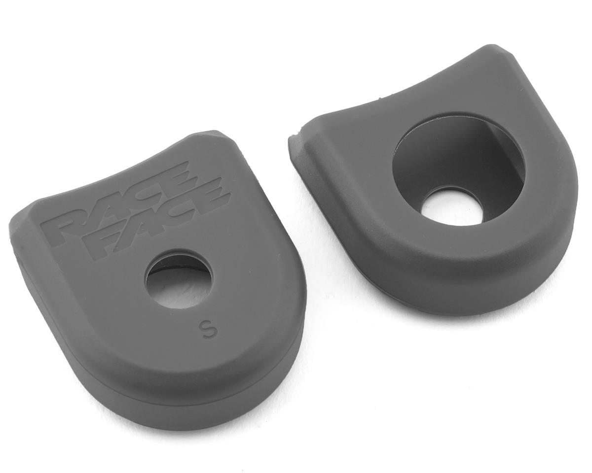 Race Face Crank Boots for Aluminum Cranks (Grey) (2)