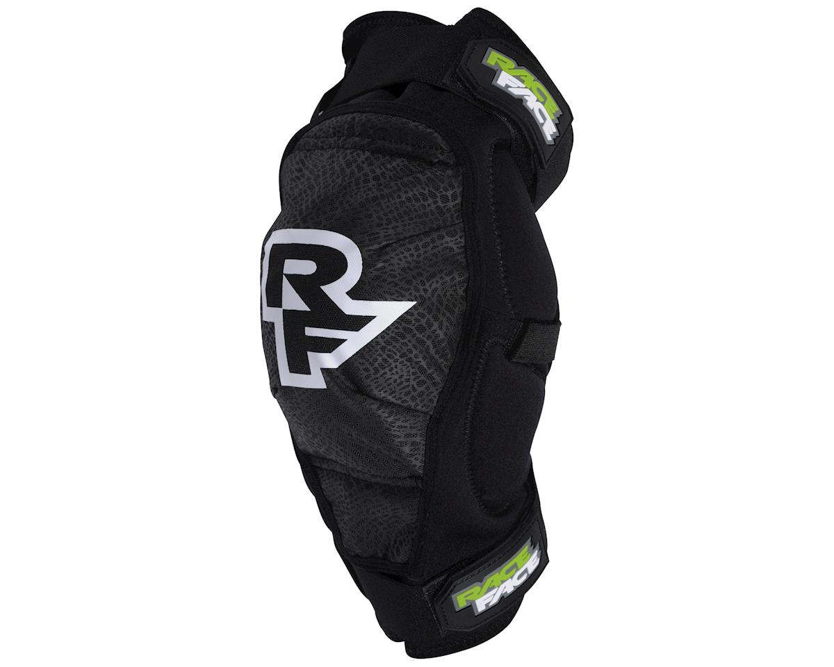 RaceFace Khyber Women's Knee Guard: Black MD