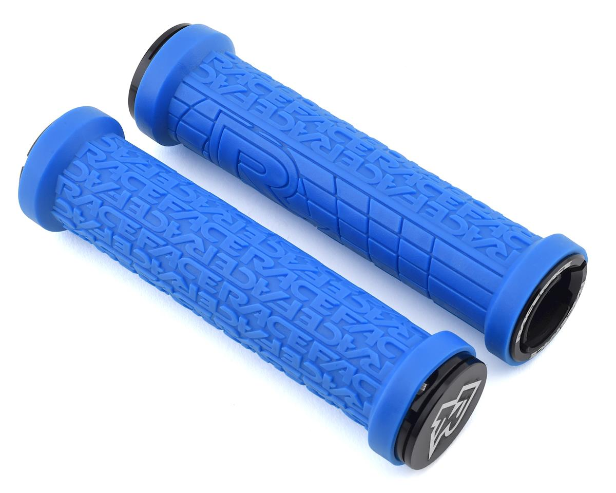 Race Face Grippler Lock-On Grip (Blue) (30mm)