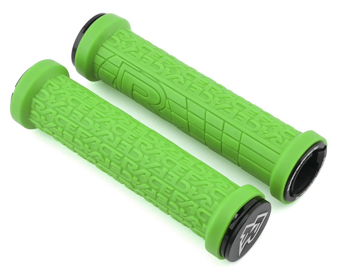 Race Face Grippler Lock-On Grip (Green) (30mm)
