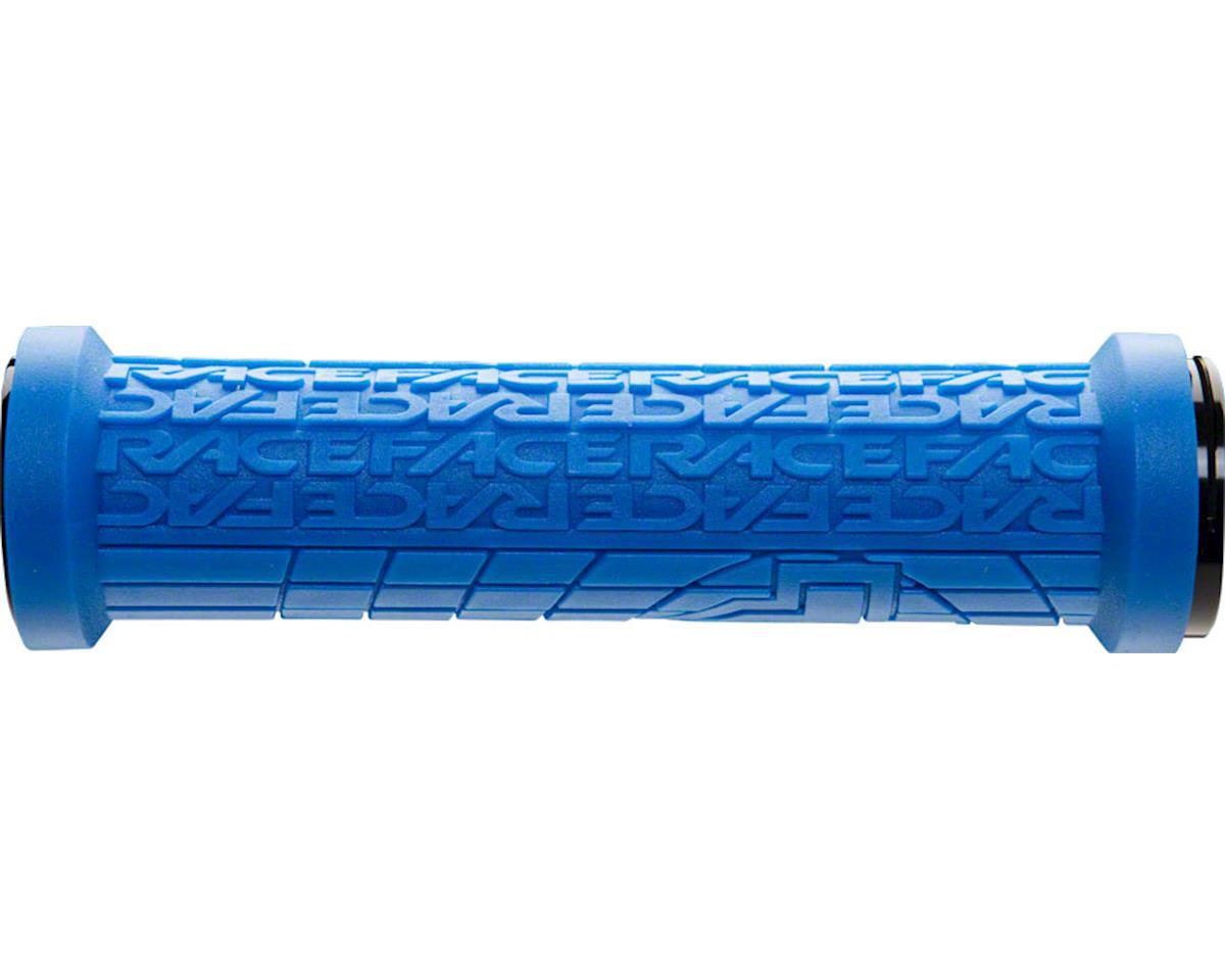 Race Face Grippler Lock-On Grip (Blue) (33mm)