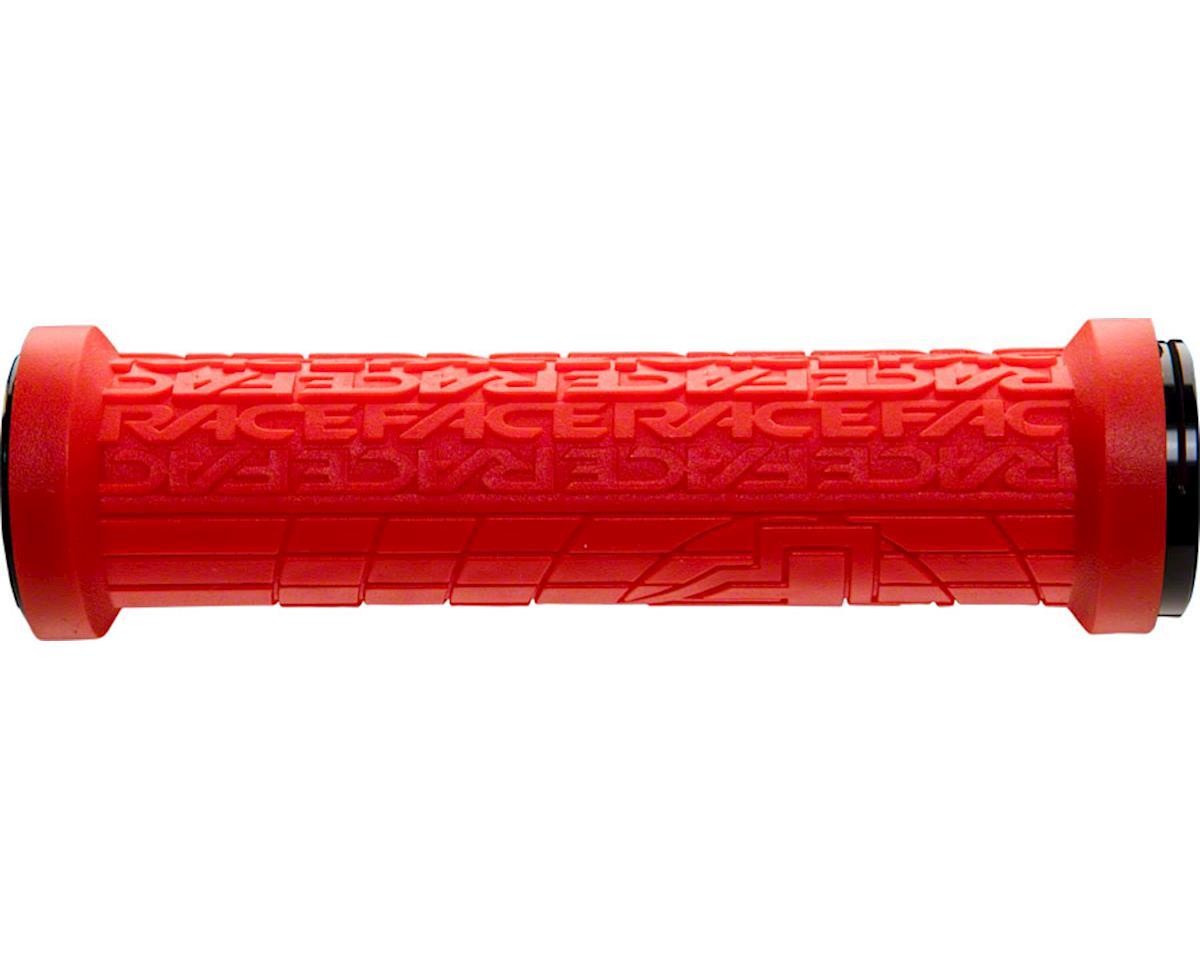 Race Face Grippler Lock-On Grip (Red) (33mm)