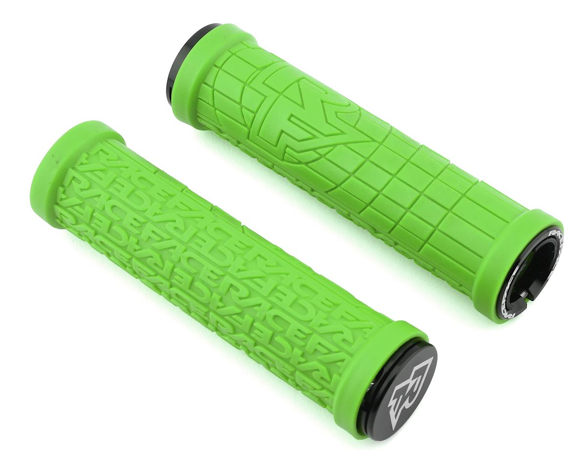Race Face Grippler Lock-On Grip (Green) (33mm)