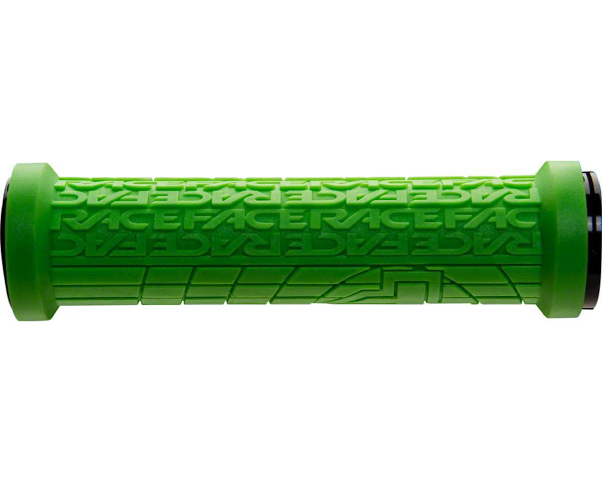 Race Face Grippler Lock-On Grip (Green) (33mm)