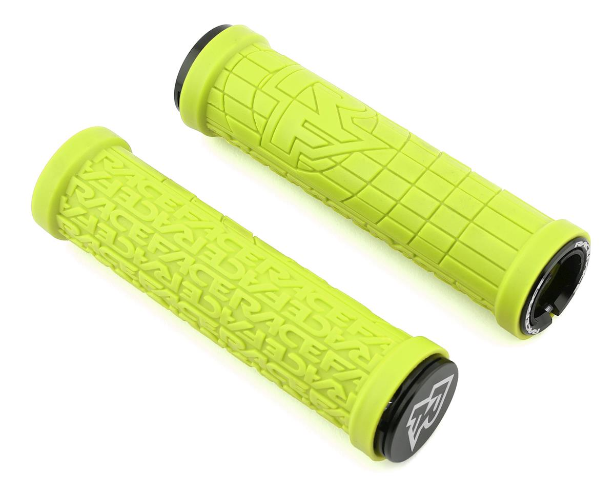 Race Face Grippler Lock-On Grip (Yellow) (33mm)