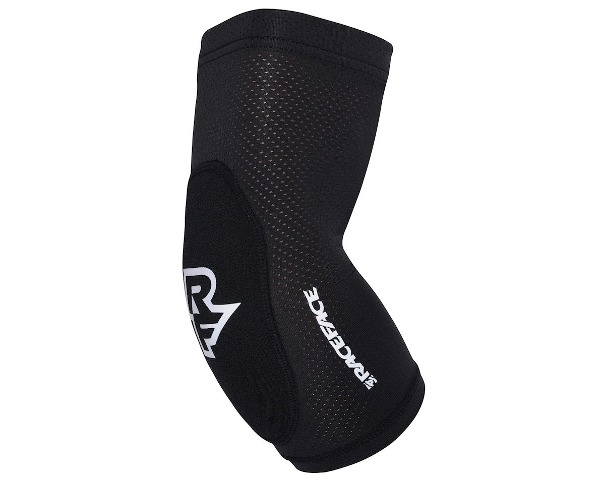 Race Face Charge Elbow Guard (Black) (L)
