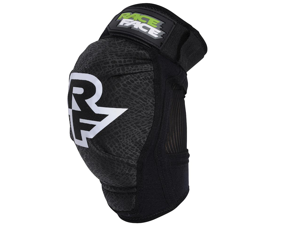 Race Face Khyber Women's Elbow Guard (Black) (M)