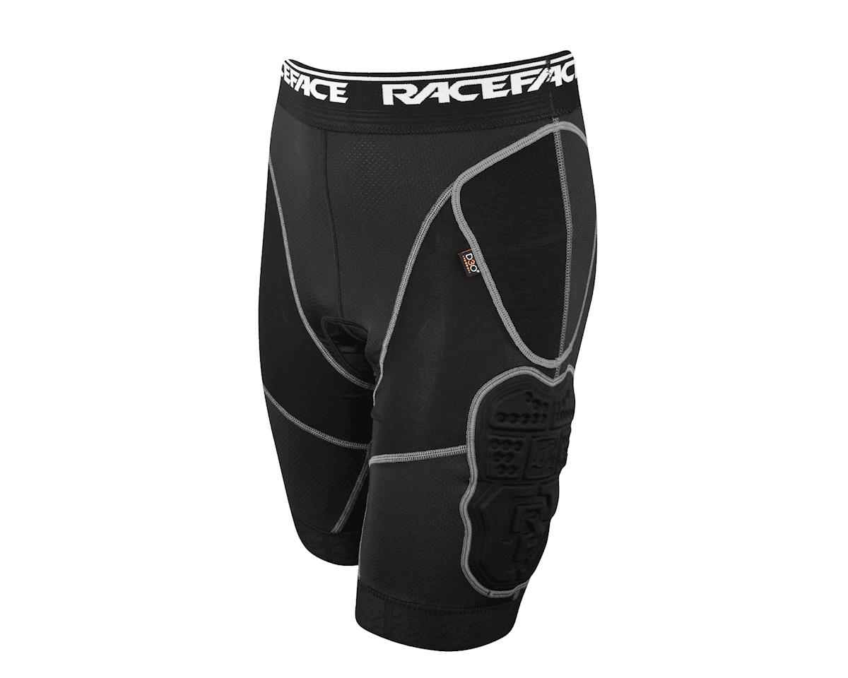 Race Face Flank Liner Shorts (Black)