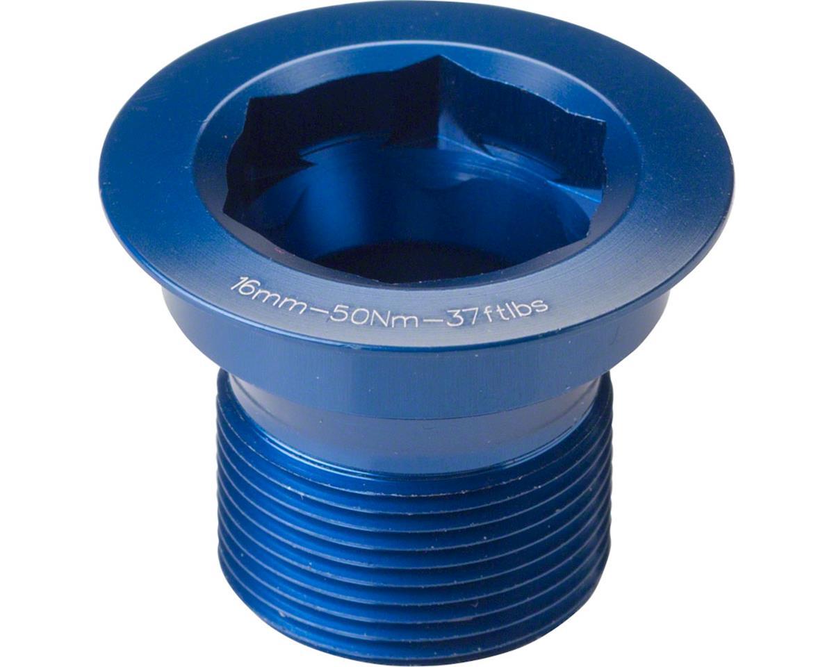 Race Face CINCH Bolt w/ Washer (Blue) (18mm) (XC/AM)