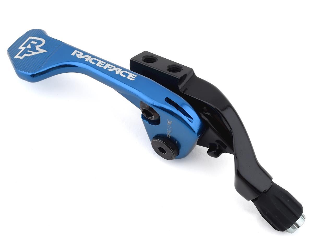 Race Face Turbine-R Dropper 1x Remote (Blue)