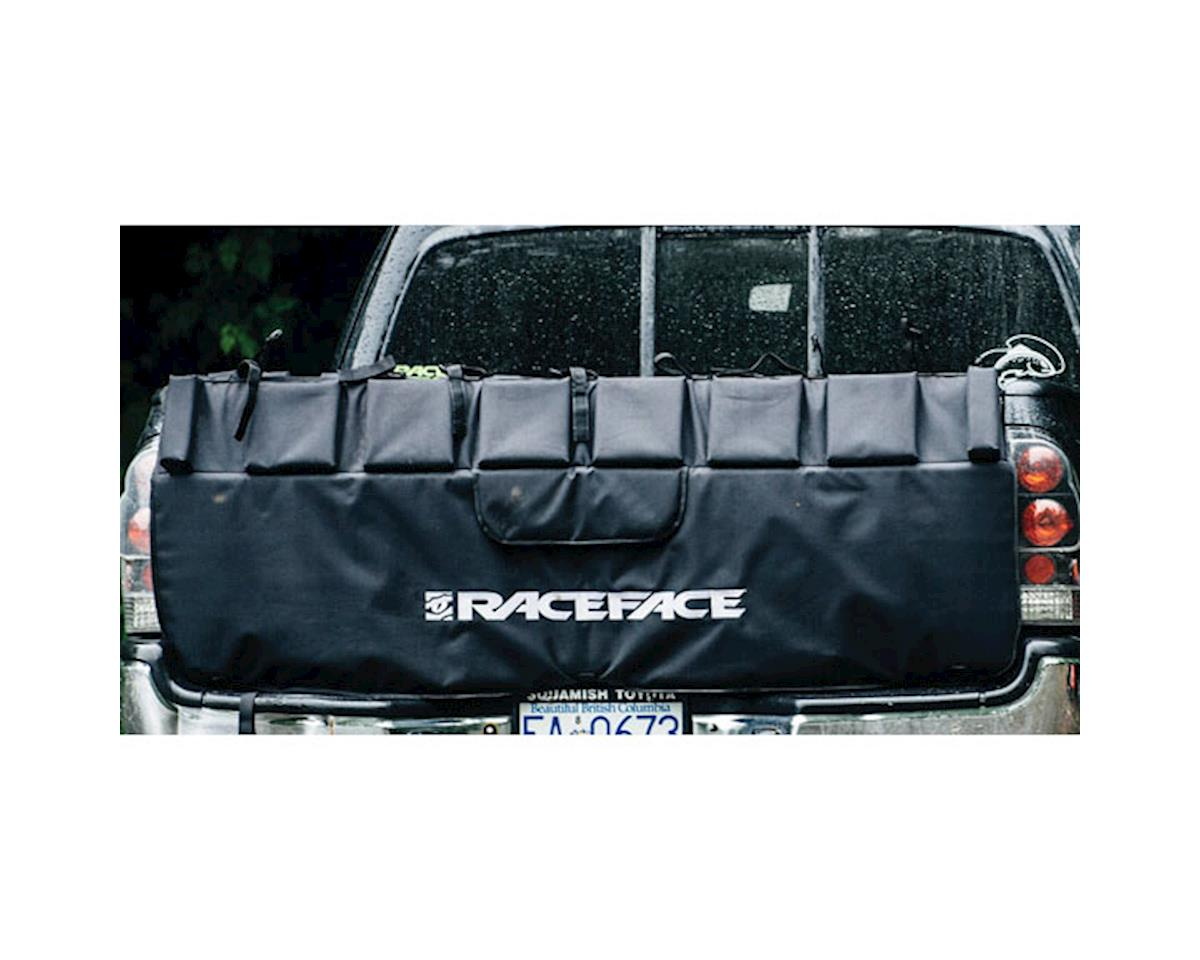 """Race Face Tailgate Pad (Black) (LG/XL) (61"""") 