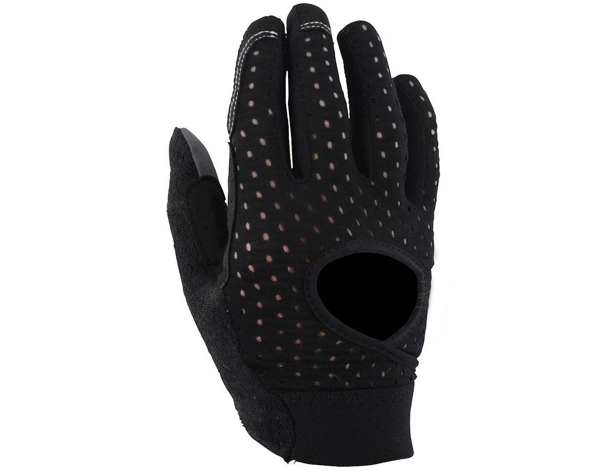 RaceFace Khyber Women's Full Finger Glove: Flame MD