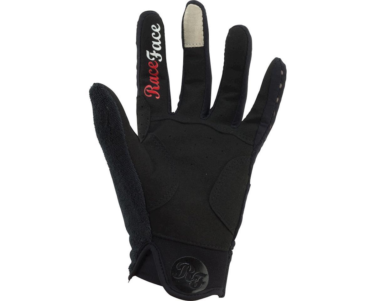 RaceFace Khyber Women's Gloves: Blue, LG