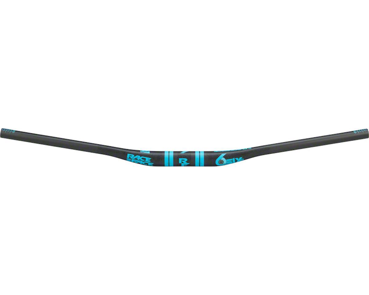 Race Face SIXC Carbon Riser Handlebar (Blue) (35mm) (20mm Rise) (820mm)