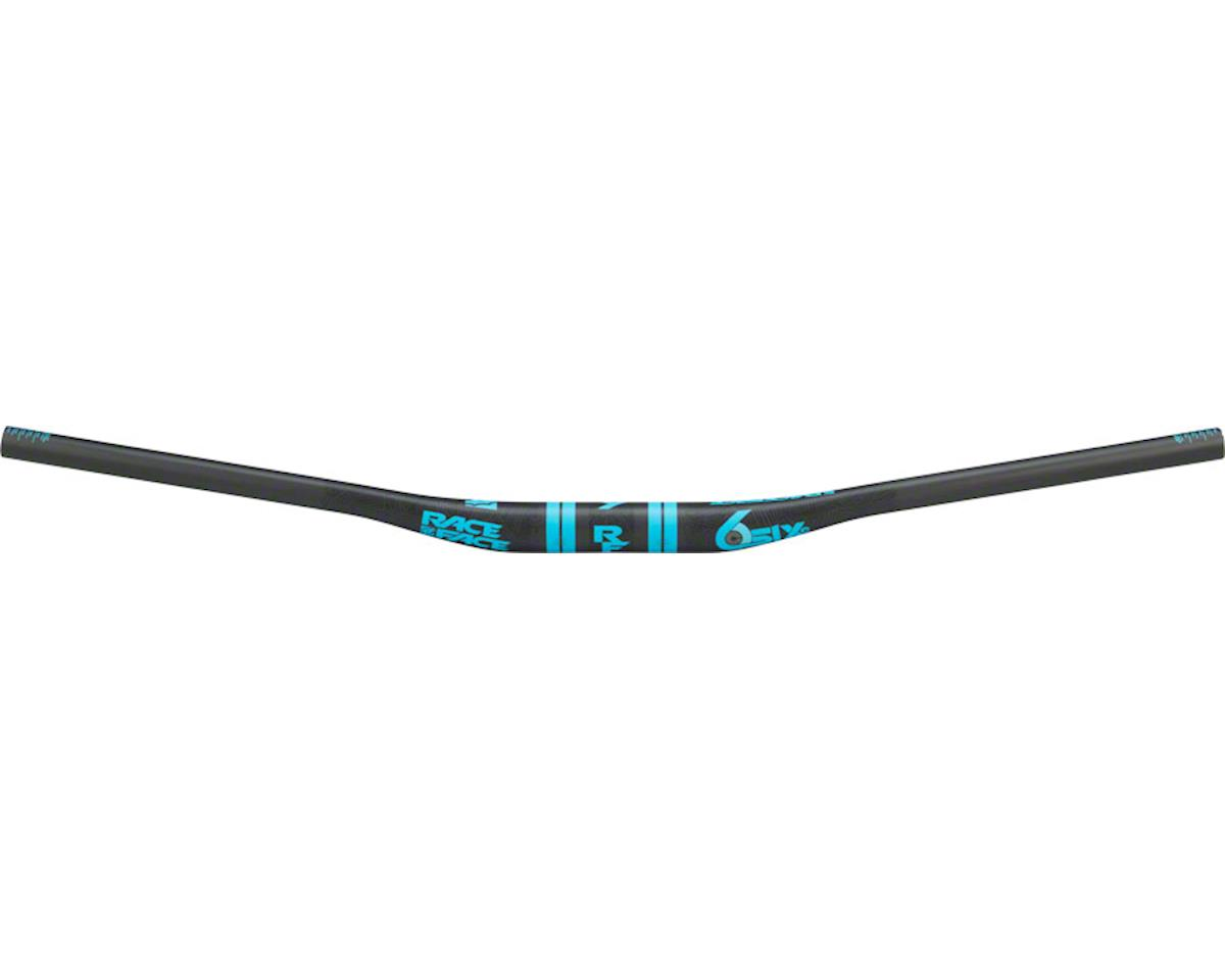 Race Face SIXC Carbon Riser Handlebar (Blue) (35 x 820mm) (20mm Rise)