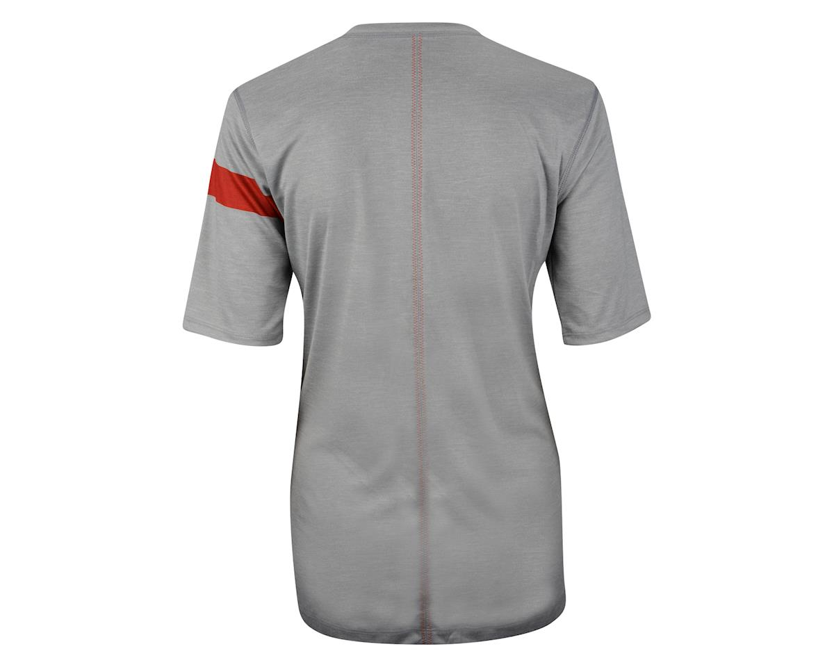 Race Face Charlie Women's Short Sleeve Jersey (Slate) (M)