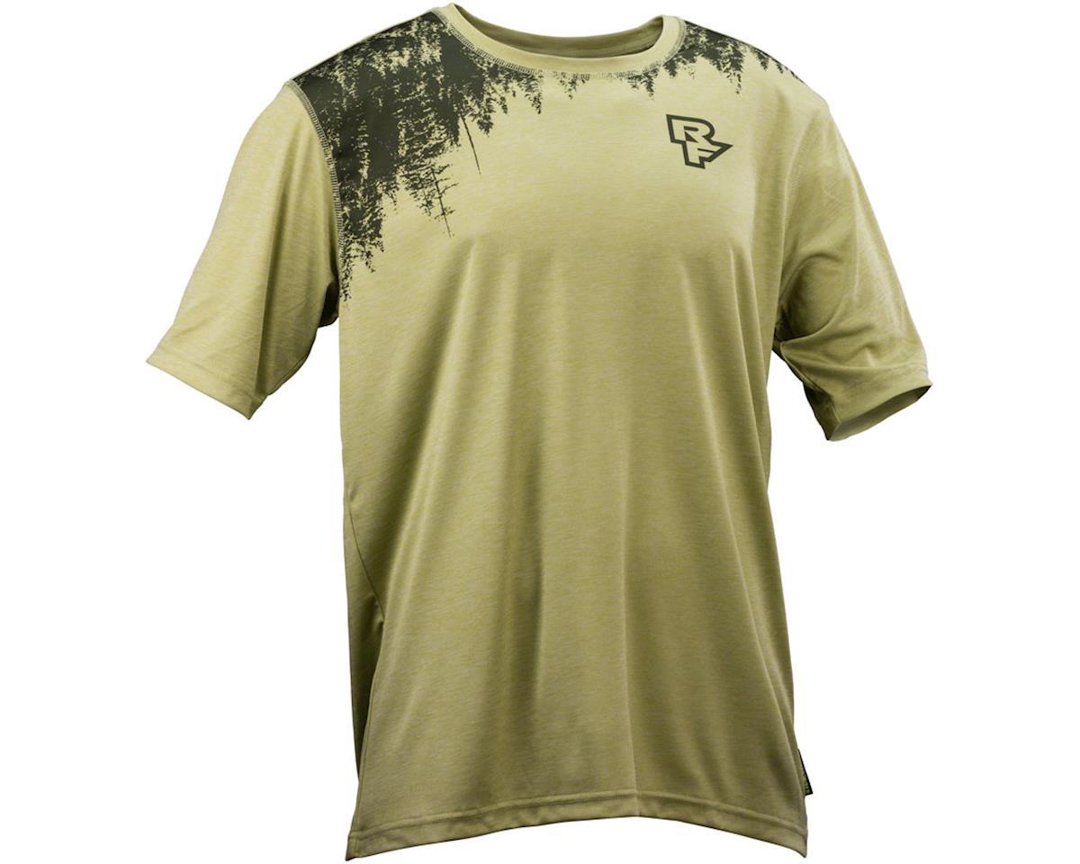 Trigger Men's Short Sleeve Inversion Jersey (Moss)