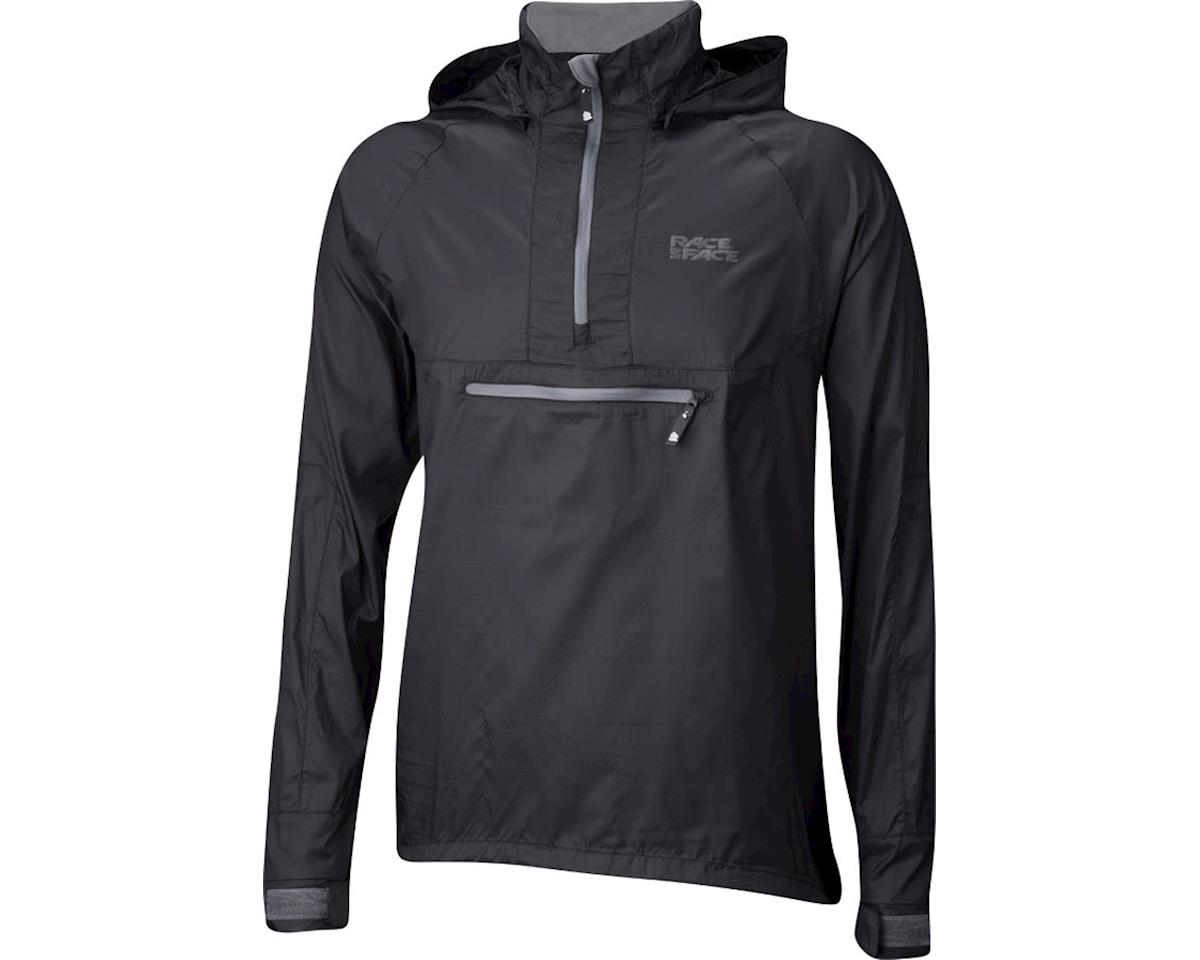 RaceFace Nano Men's Jacket: Black, LG