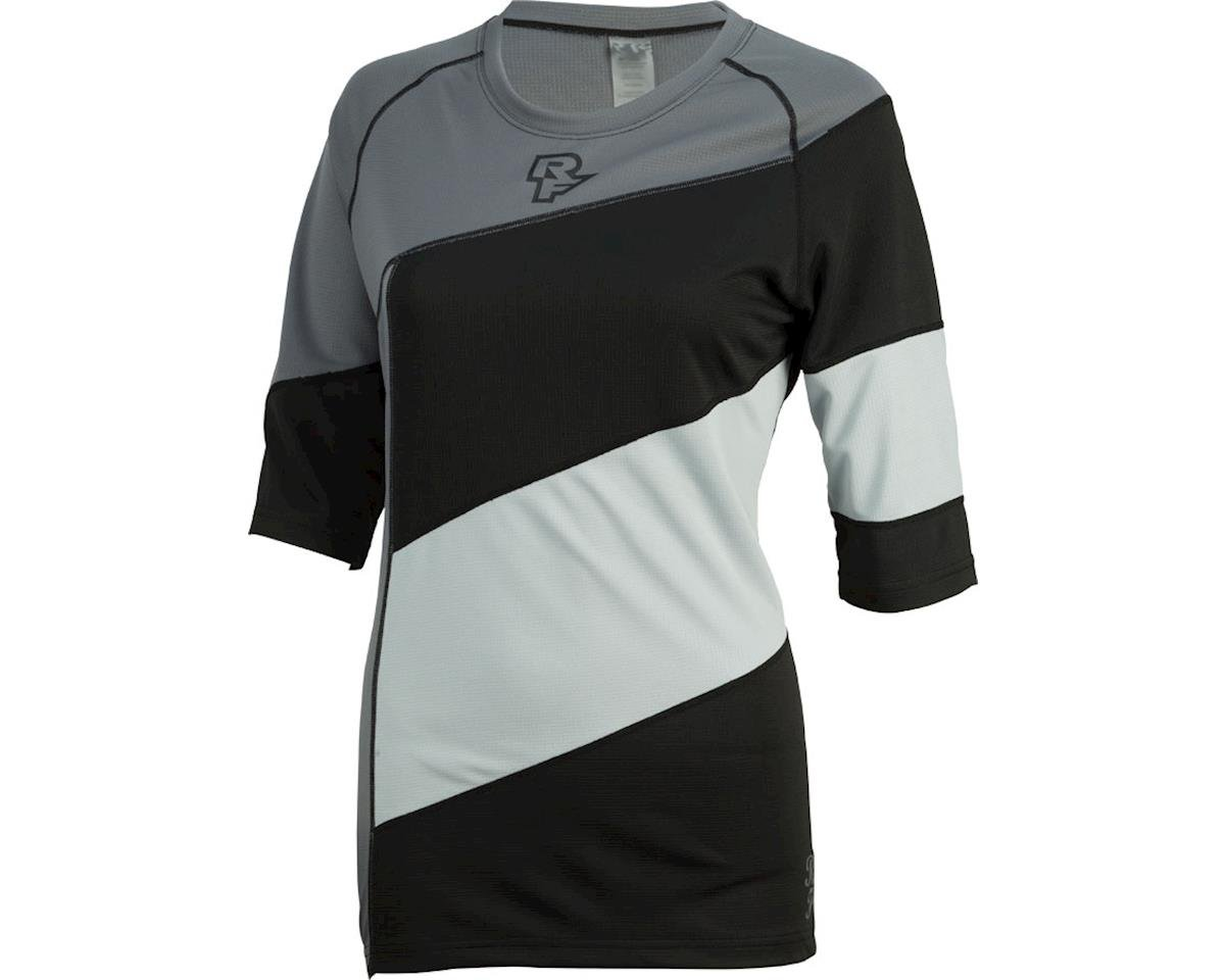 d104b898 Race Face Khyber Women's Jersey (Black/Gray) [MA711002-P] | Clothing