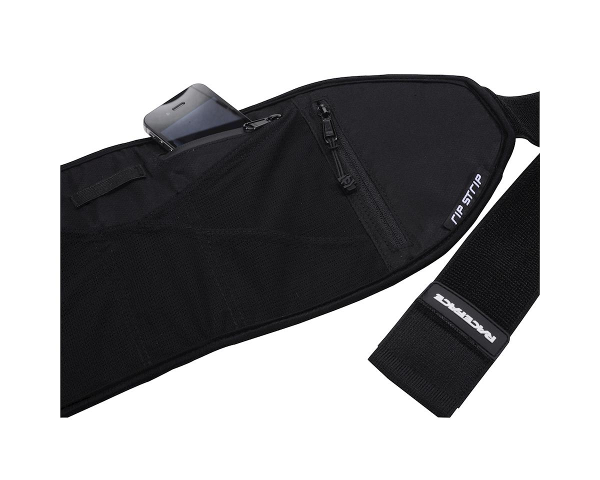 Race Face RaceFace Rip Strip Storage Lumbar Belt: Black One Size