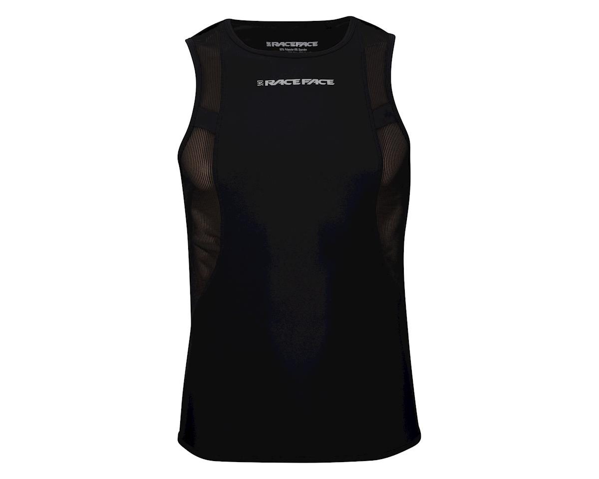 RaceFace Stash Tank Sleeveless Jersey - 2016 (Black) (Medium)
