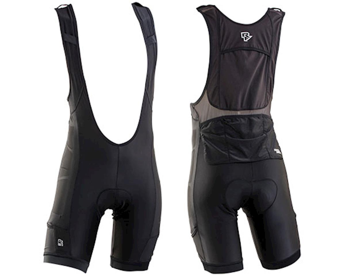 Race Face Stash Storage Bib Short (Black)