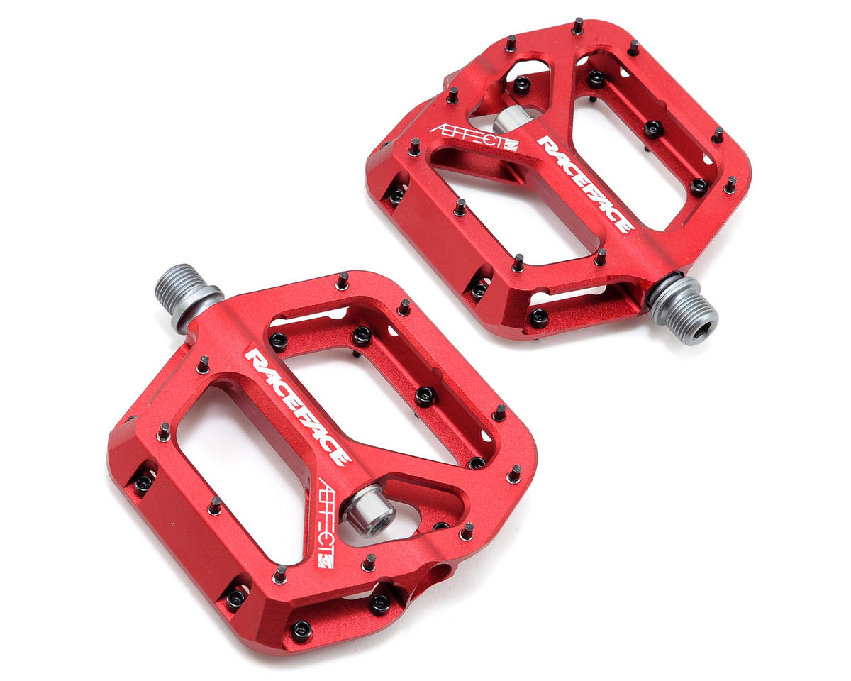 Race Face Aeffect Pedals (Red)