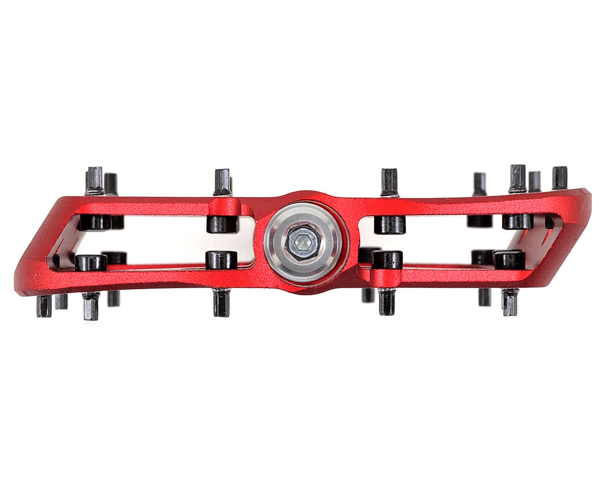 Race Face Æffect Platform Pedals (Red)