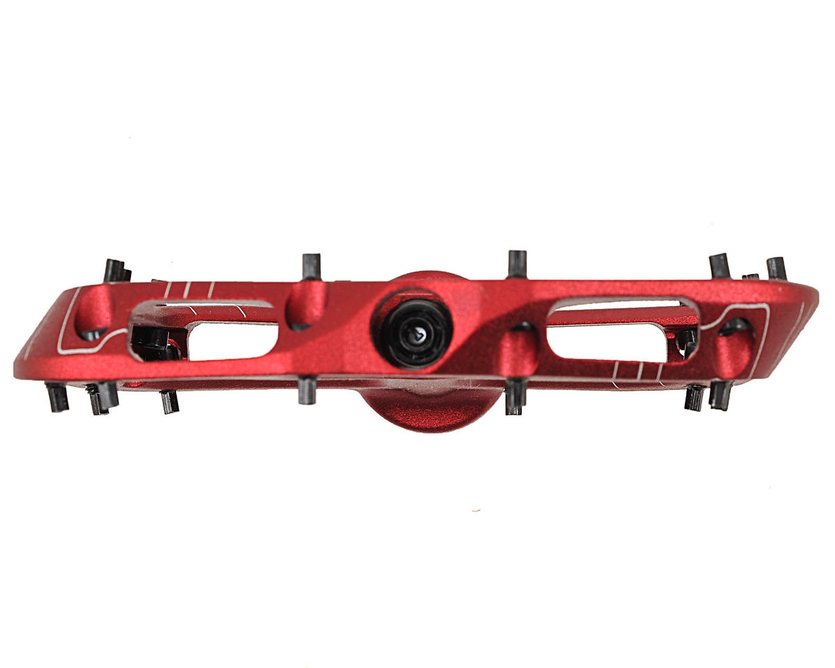 Race Face Atlas Platform Pedals (Red)