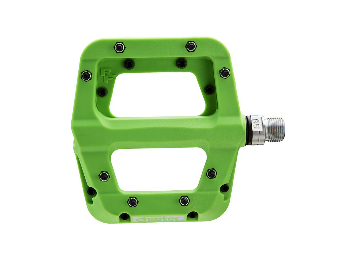 Race Face Chester Composite Platform Pedal (Green)