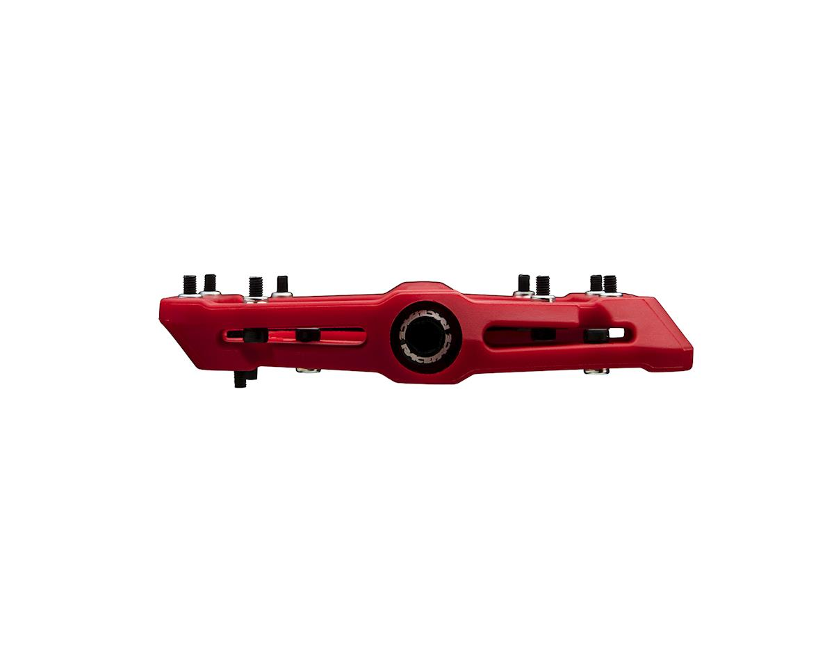Race Face Chester Composite Platform Pedal (Red)