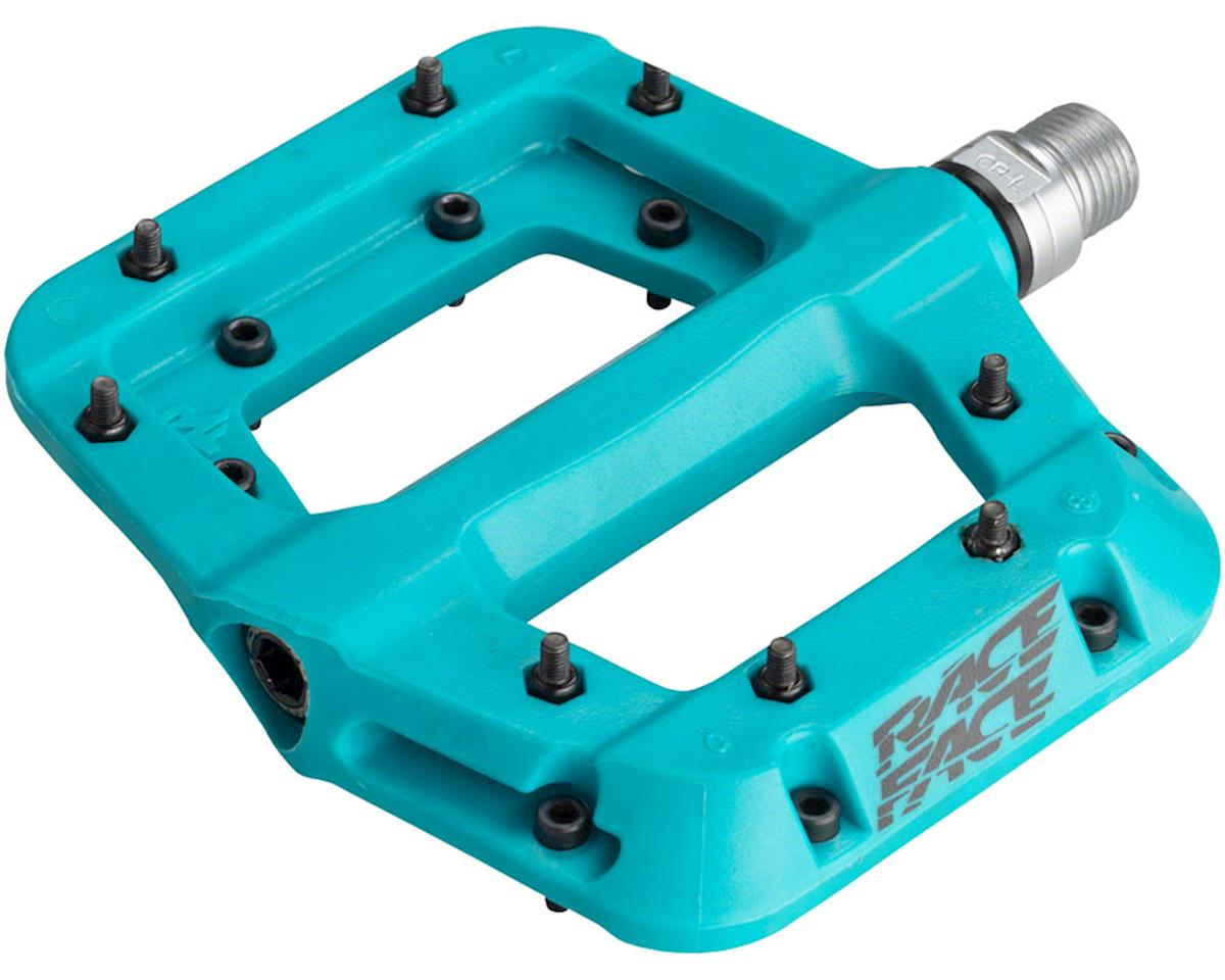 Race Face Chester Composite Platform Pedal (Turquoise)