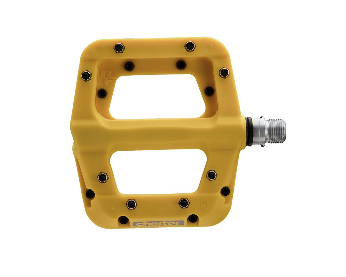 Race Face Chester Composite Platform Pedal (Yellow)