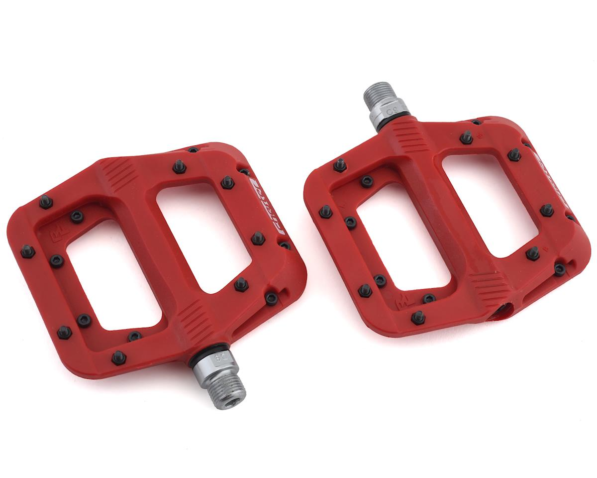 Race Face Chester Composite Pedals (Red)