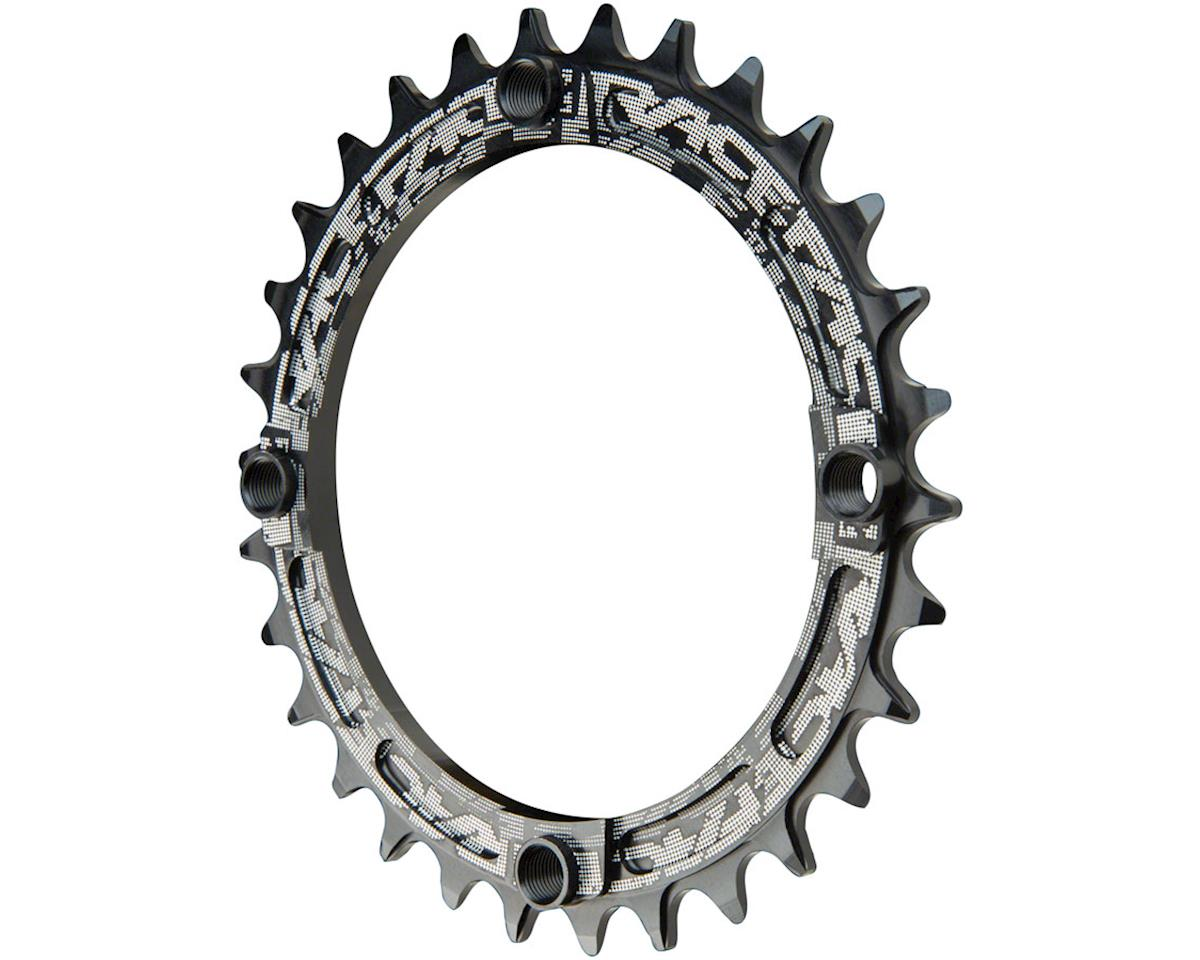 Race Face Narrow-Wide Chainring (Black) (104BCD)
