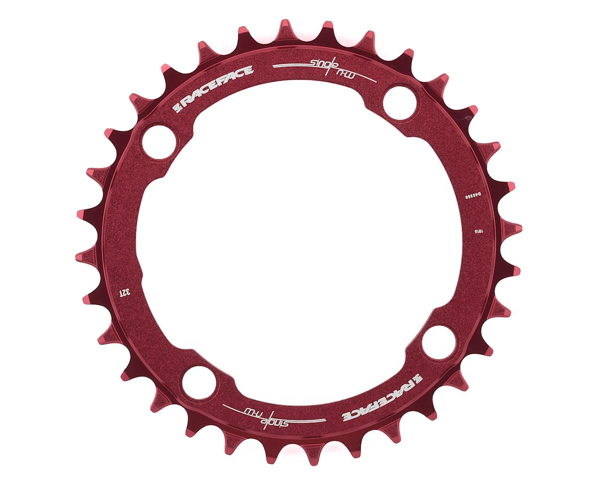 Race Face Narrow-Wide Chainring (Red) (104BCD) (32T)