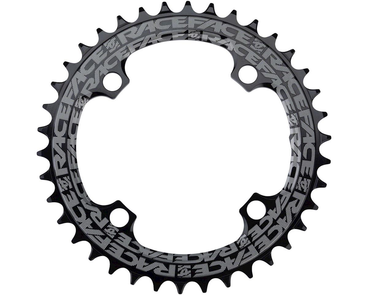 Race Face Narrow-Wide Chainring (Black) (104BCD) (36T)