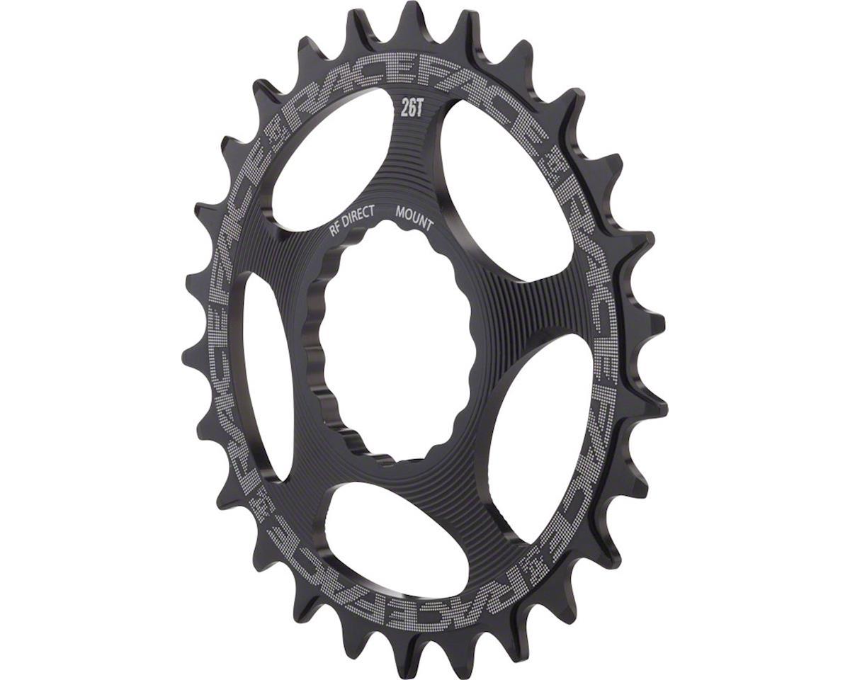 Race Face Single Narrow Wide 1x MTB Direct Mount Cinch Chainring 24t Black