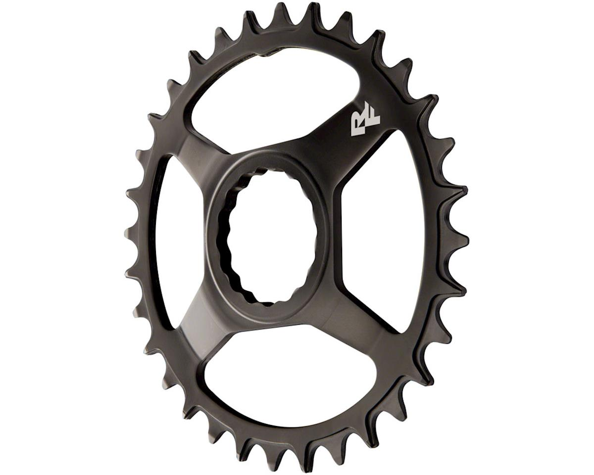 Race Face Narrow-Wide Chainring (Black) (CINCH Direct Mount) (30T)