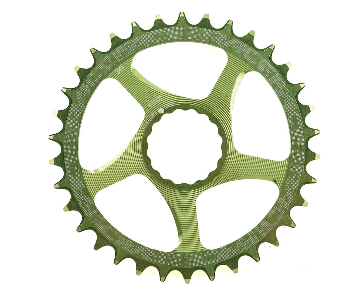 Race Face Direct Mount Narrow-Wide Chain Ring (Cinch) (Green)