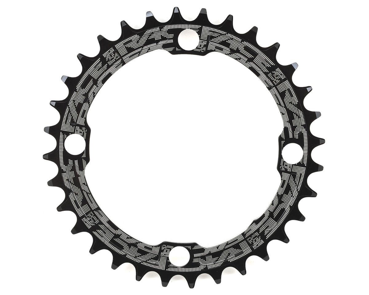Race Face Narrow-Wide Single Chain Ring (104 BCD) (Black) (32T)