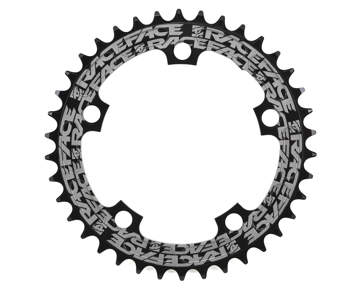 Race Face Narrow-Wide Single Chainring (110 BCD) (Black) (38T)