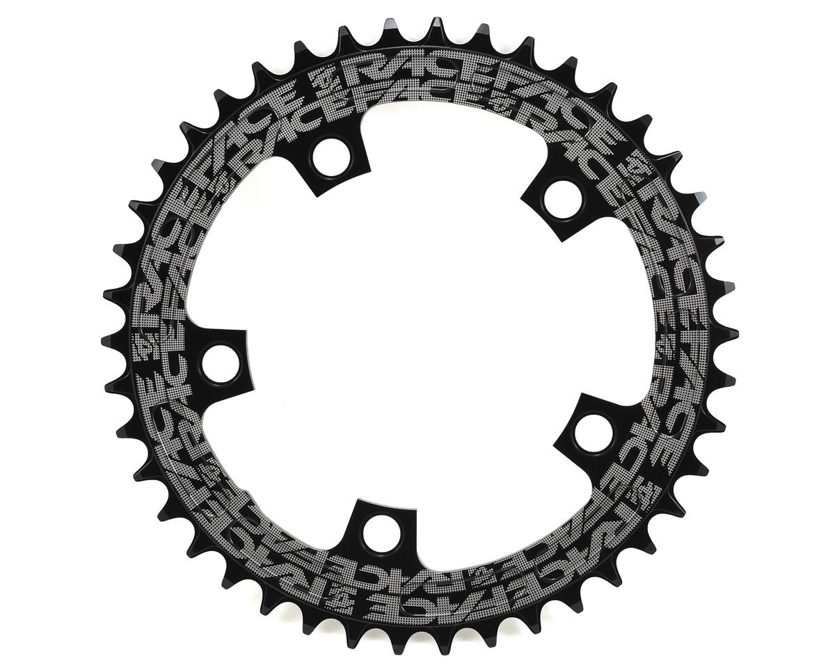 Race Face Narrow-Wide Single Chainring (110 BCD) (Black) (42T)