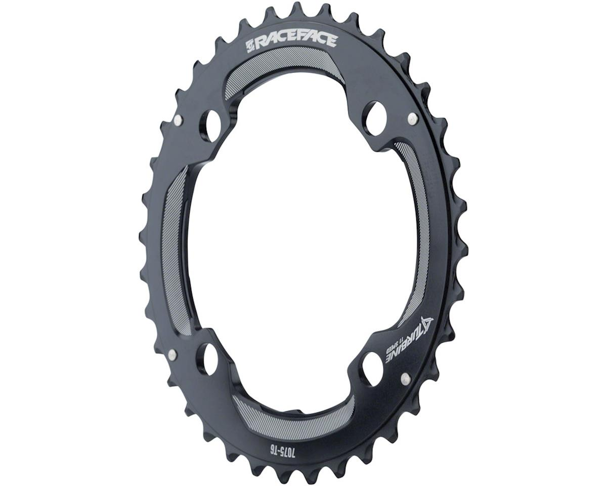Race Face Turbine 11 Speed Chainring (Black) (104mm BCD)