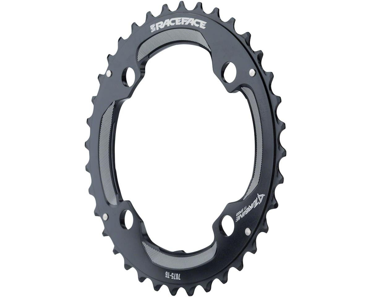 Race Face Turbine 11 Speed Chainring (Black) (104mm BCD) (36T)