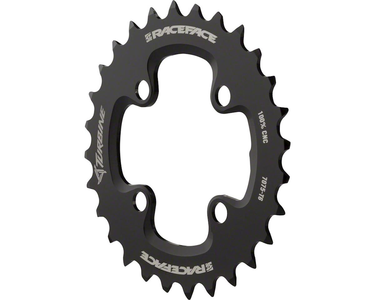 Race Face Turbine 11 Speed Chainring (Black) (64mm BCD) (24T)